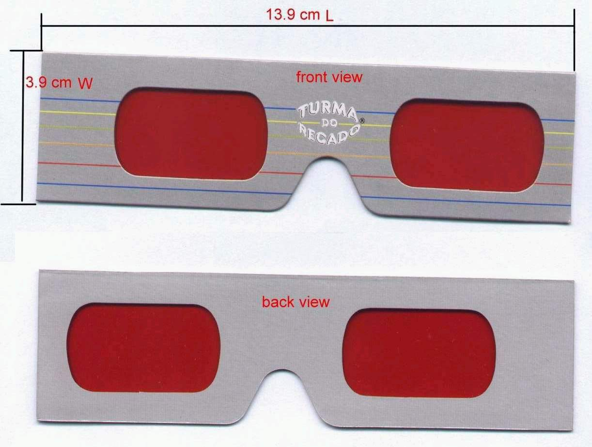 Decoder Glasses (Decoder очки)