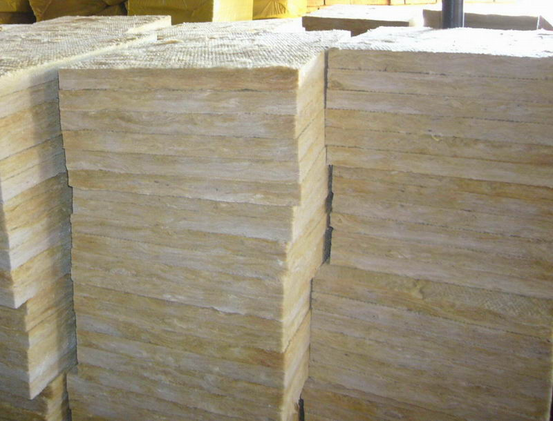 Rockwool Boards
