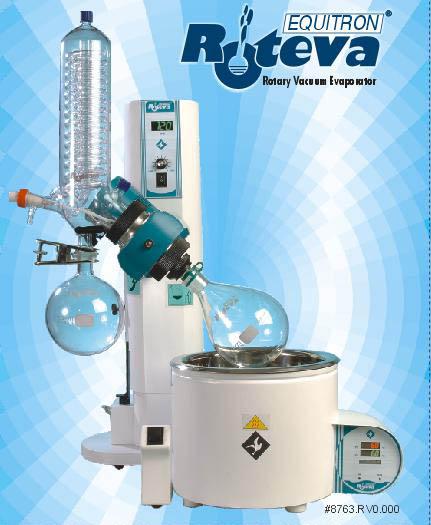 Rotary Vacuum Evaporator (Ротационный вакуумный испаритель)