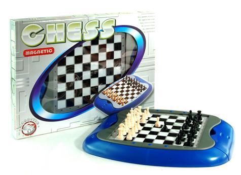 Magnetic Chess (Магнитные шахматы)