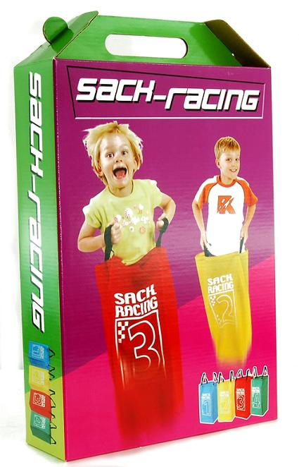 Sack-Racing Game (S k-R ing Game)