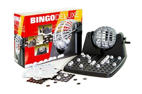 Bingo Deluxe (75 Pcs) (Bingo Deluxe (75 шт))