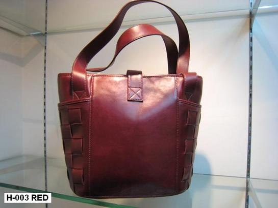 Leather Handbag (Сумочка кожа)