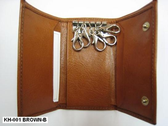 Leather Key Holder (Кожа держателем ключа)