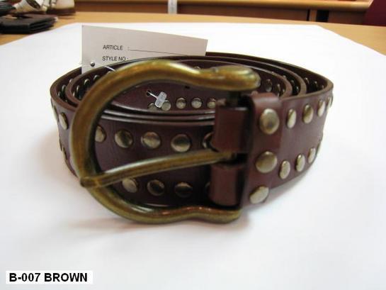 Leather Belt (Leather Belt)