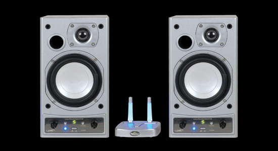 2. 1 Channel Wireless Mobile Speaker (2. 1 Kanal Wireless Mobile Lautsprecher)