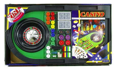 7 In 1 Casino Game Set (7 в 1 игр казино Установить)