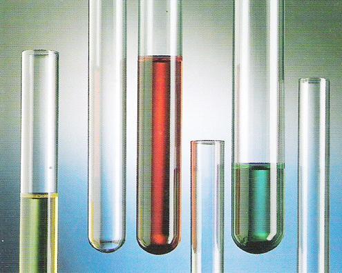 Glass Test Tubes (Стеклянных пробирок)