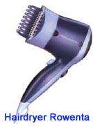 Hairdryer (Haartrockner)