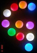 LED Light Golf Ball (LED Light Golf Ball)