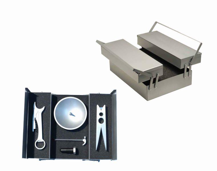 Toolbox - Wine Accessories Set (Toolbox - Винные аксессуары Установить)