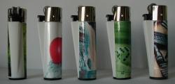 Plastic Flint Gas Lighters (Пластиковые Флинт зажигалки)