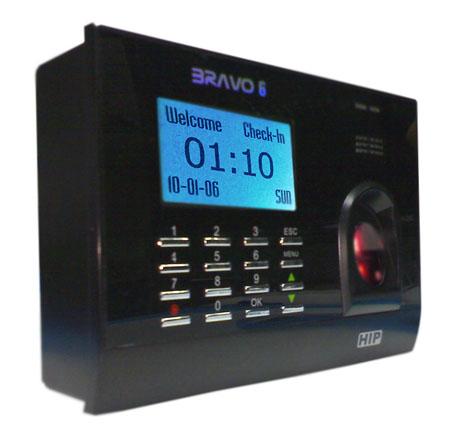 Bravo6 Fingerprint Time Attendance & Access Control (Bravo6 Fingerprint Zeiterfassung und Zutrittskontrolle)