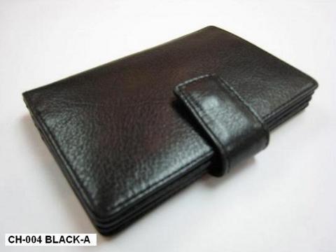 Leather Card Holder (Кожа держателя карты)