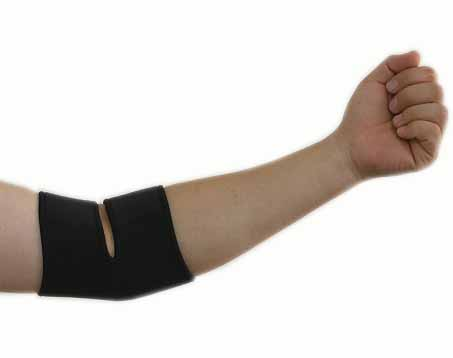 Strains In Sport. Sport Neoprene Elbow Support