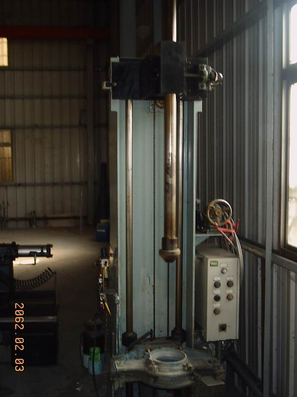 Cylinder Making Machine-Vertical Ring Coater (Цилиндр Making M hine-Вертикальные кольца для нанесения покрытий)
