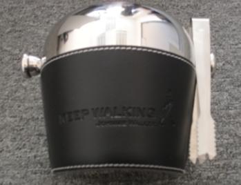 Stainless Steel PU Ice Bucket (Нержавеющая сталь ПУ Ice Bucket)