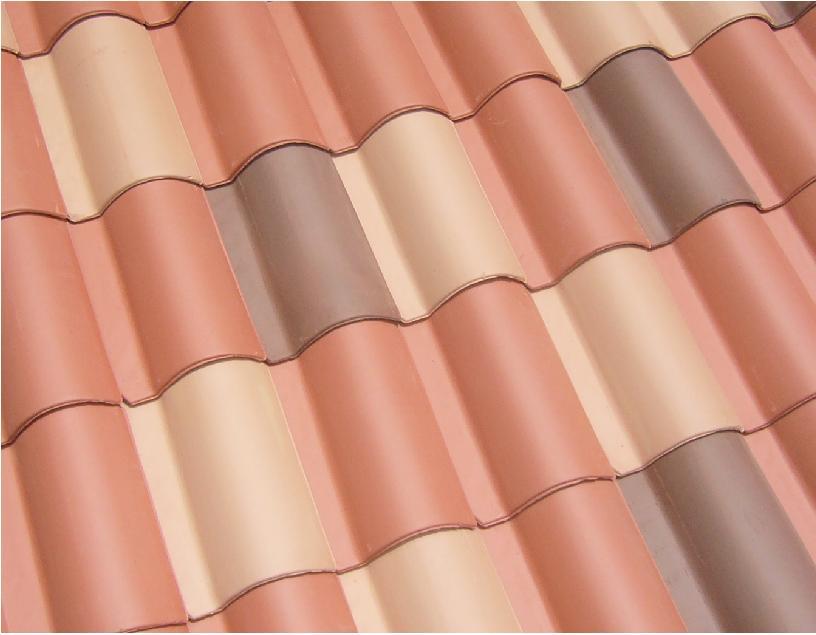 Spanish Roof Tile (Испанский крыши плитки)