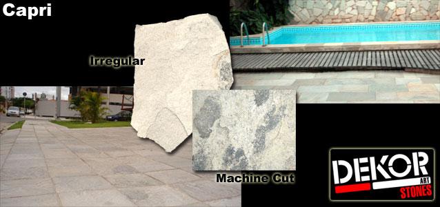 Capri Quartzite (Капри Кварцит)