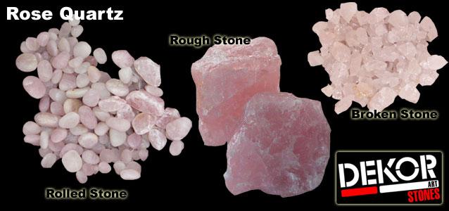 Rose Quartz (Розовый кварц)