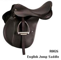 English Jump Saddle (Английский Перейти Седло)