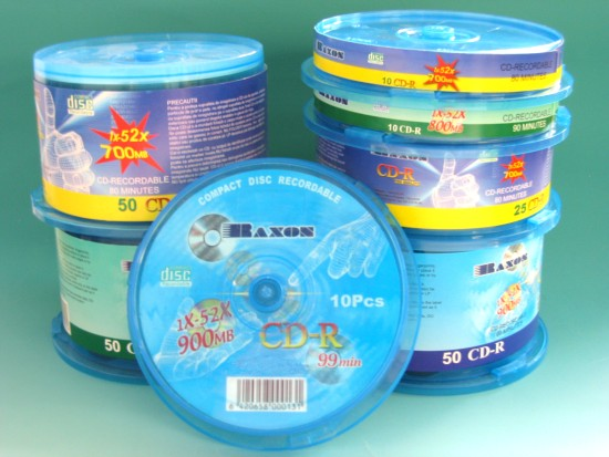 Recordable Disc (Recordable Disc)