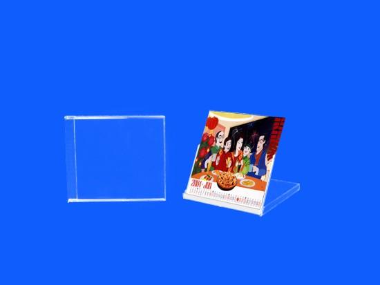 Plastic Calendar Box (Пластиковый календарь Box)