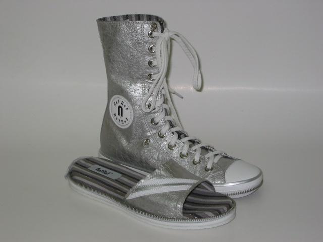 Zipper Sneaker (Zipper Sneaker)