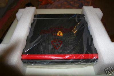 Acer Ferrari 4006wlmi Notebook Turion 64 2. 2ghz 1gb
