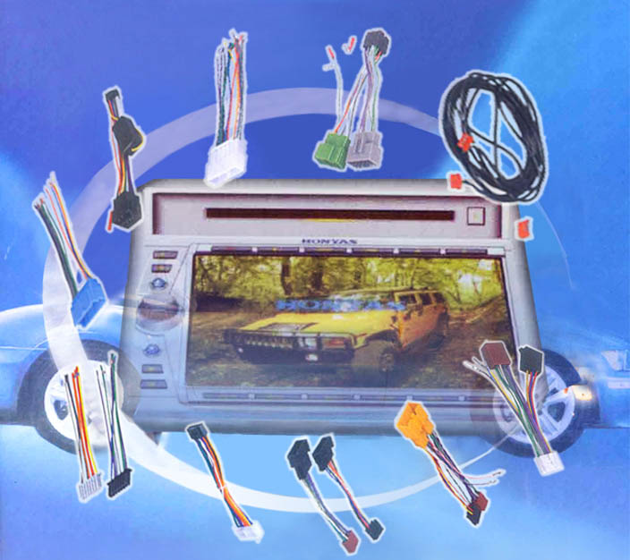 Auto Audio / Video Accessories (Авто Аудио / Видео аксессуары)