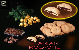 Kolache Cookie (Kol he Cookie)