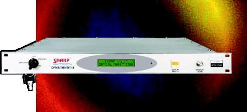 Fiber Optic Transmitter (Fiber Optic передатчика)