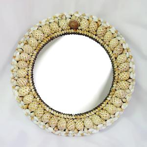 Mirror Shell Inlaid Round Mirror (Зеркало Shell инкрустированные круглое зеркало)
