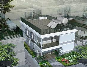 Lightweight Prefabricated House (Легкие сборные дома)
