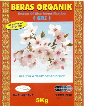 Organic Rice (Riz organique)