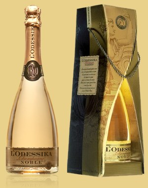 Champagne L`Odessika (Noble) (Шампанское L `Одессика (Noble))