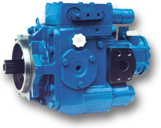 Axial Piston Pumps Series 20 (Осевые поршневые насосы серии 20)