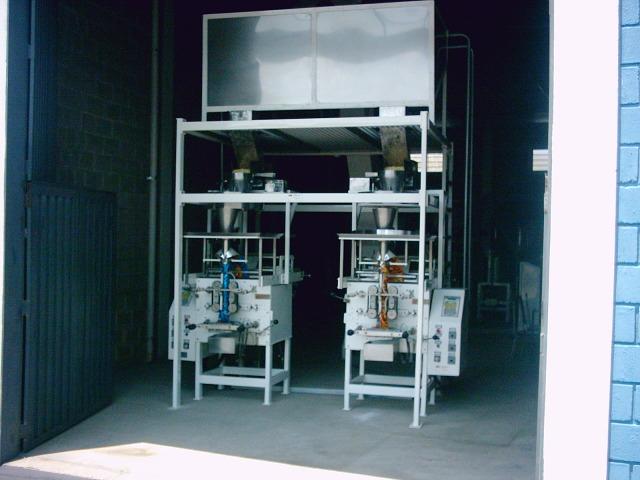 Automatic Volumetric Packaging Systems (Автоматические упаковочные системы объемного)