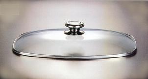 Cookware Glass Lid (Square) (Посуда Стеклянная крышка (Square))