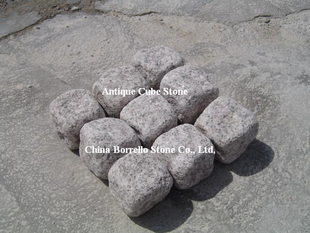 Antique Cobble Stone And Cube Stone (Antique Cobble Stone Stone и куба)