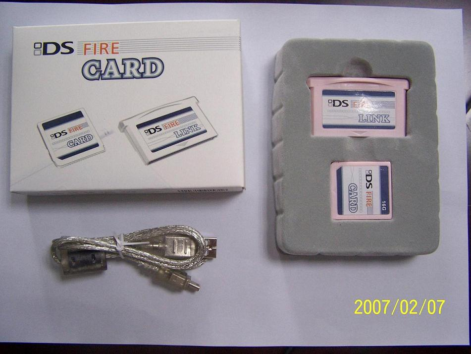 Ds Fire Card (Ds Fire карты)