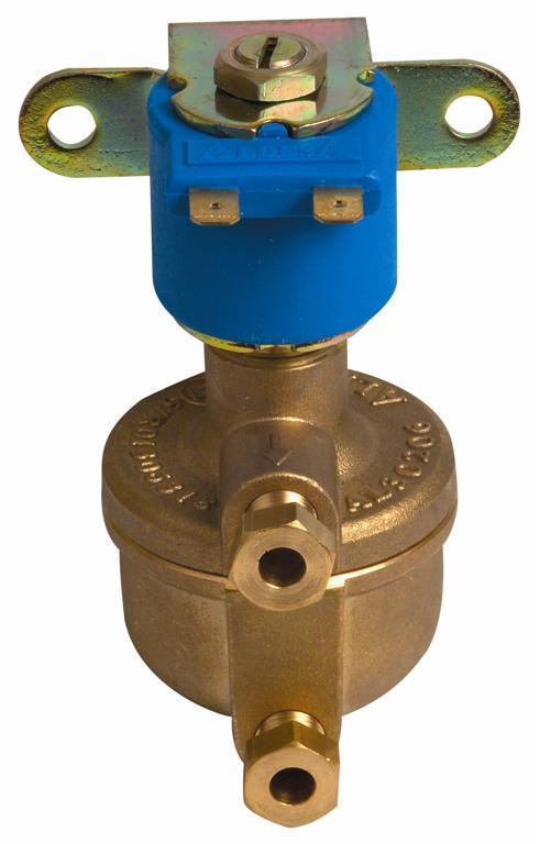 LPG Solenoid Valve (СНГ электромагнитный клапан)