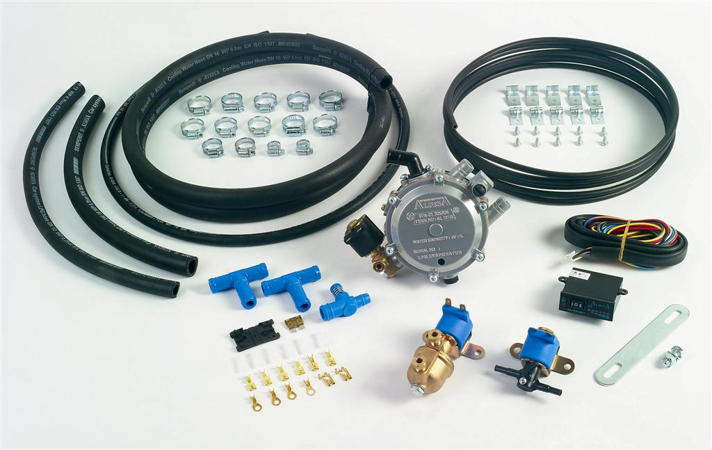 LPG Venturi Kit Carburetor (СНГ Вентури Карбюратор Kit)