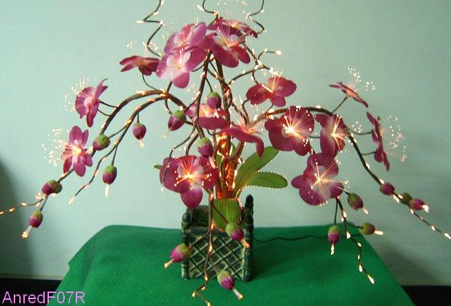 Negative Ion Fibre Optic Flower - Moth Orchid (Отрицательные ионы Волоконно-оптические Flower - Moth Orchid)