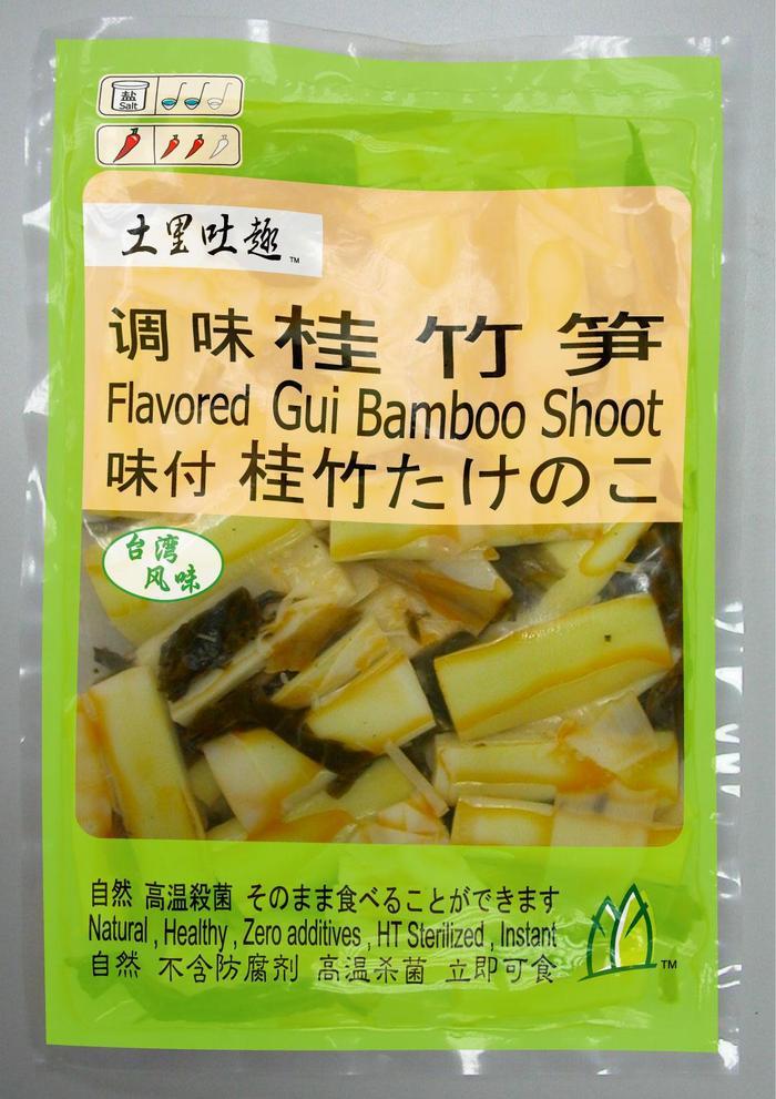Flavored Gui Bamboo Shoot (Ароматизированное Гуна Bamboo Shoot)
