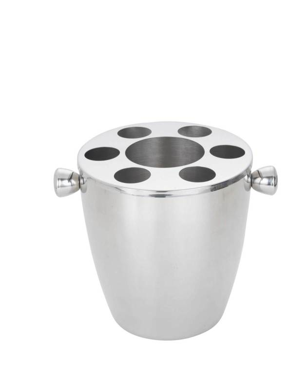 Ice Bucket With Shot Glasses (Eiseimer Mit Shot Glasses)