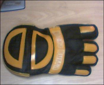 Goal Keeping Glove (Цели Сохранение Glove)