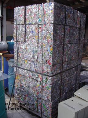 Aluminium Ubc Scrap (Алюминиевый лом UBC)