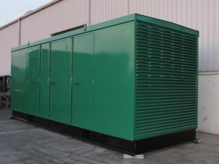 Silent Diesel Generators (Silent Diesel-Generatoren)