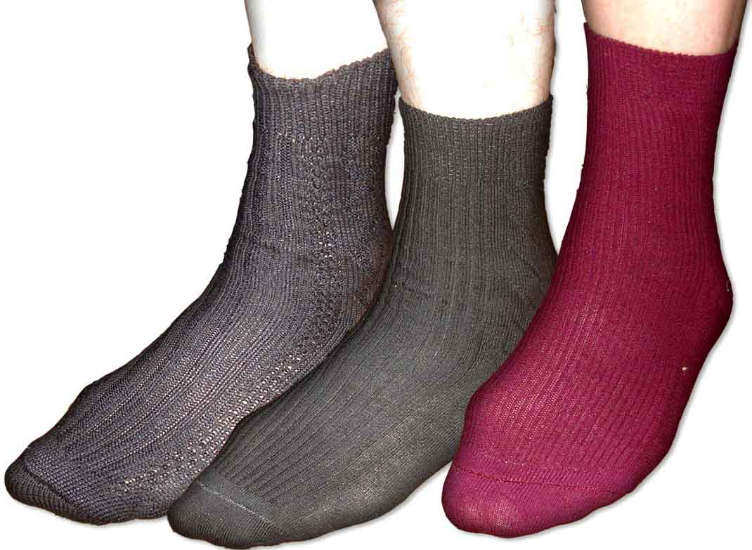 Socks And Tights (Носки и колготки)